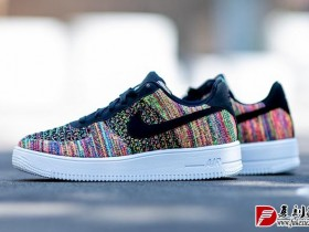 Nike Air Force 1 Flyknit 2.0 货号:BV0063-002