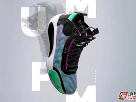 Air Jordan 34 Blue Void Green Glow Black Metallic 货号:AR3240-400