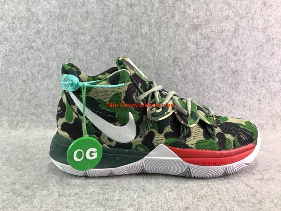全新升级版 Nike Kyrie 5 欧文5代 实战篮球鞋
