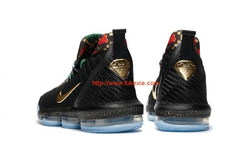 "Nike LeBron 16「Watch The Throne」別注配色發å"":registered:è:copyright:³æƒ…公開"
