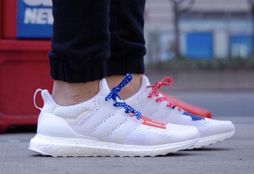 不败的adidas Ultra Boost USA 2019 On-Feet发布日期