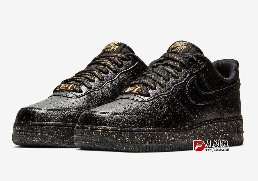 Nike Air Force 1 '07 LV8 'The One' 货号:CJ7786-007 - 莆田鞋