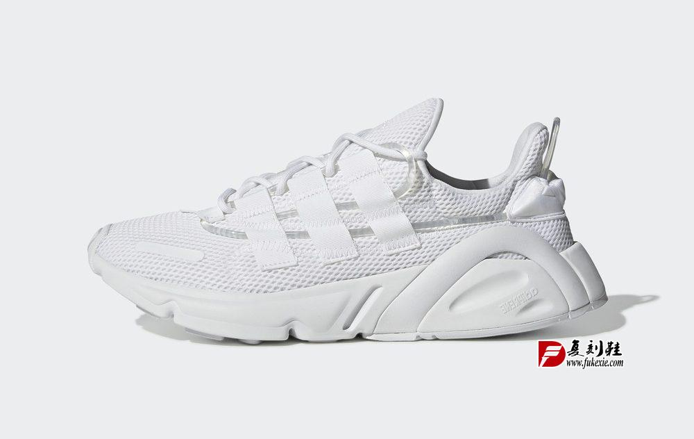 Adidas Originals LXCON 阿迪达斯三叶草男女跑步鞋,货号:DB3393 - 莆田鞋