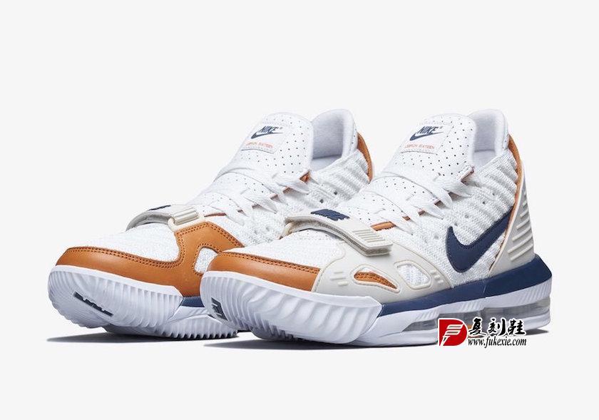Nike LeBron 16 Air Trainer Medicine Ball CD7089-100发布日期
