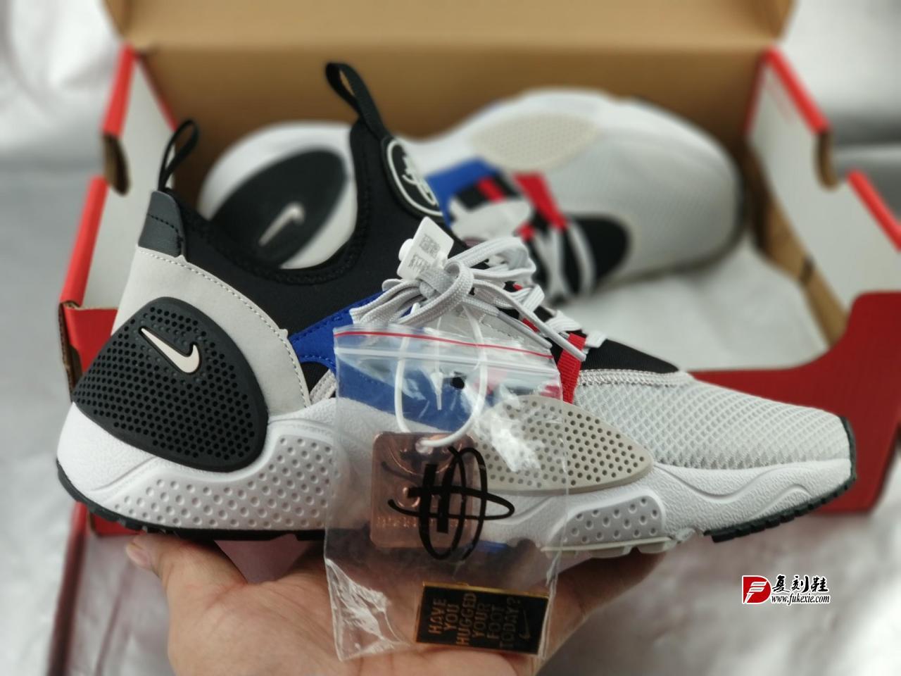 Nike Air Huarache E.D.G.E.TXT QS 019新款华莱士
