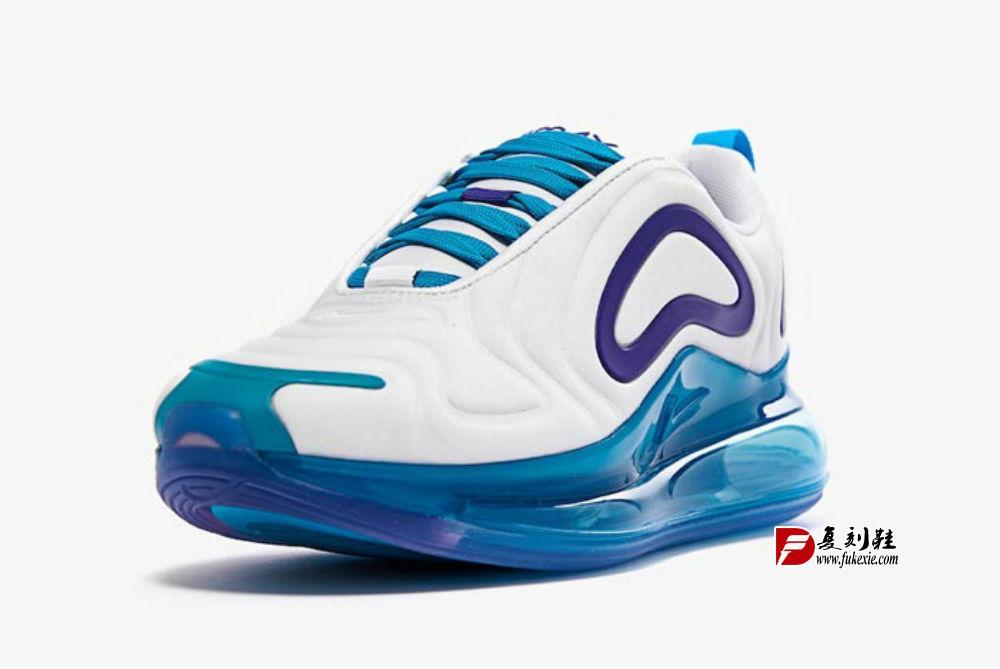 """女生专属,Nike Air Max 720 """"Spirit Teal"""""""