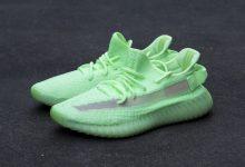 """全新配色,adidas YEEZY Boost 350 V2 """"Glow in the dark"""" 更多细节一览"""