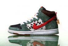 """""""遛狗""""配色 Nike SB Dunk High 发售详情公开"""