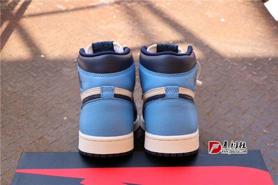 乔1 Air Jordan 1 Retro High OG  复刻鞋网 fukexie.com