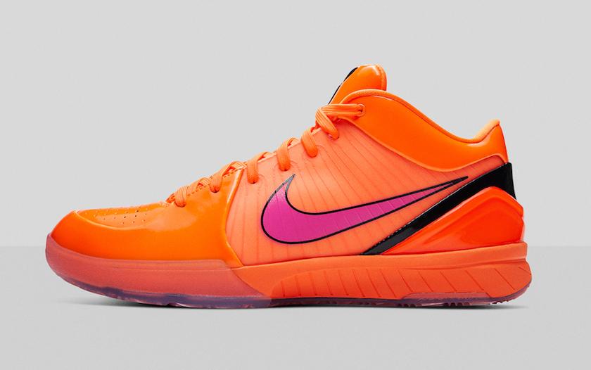 Nike Kobe 4 Protro 2019 WNBA全明星赛PE