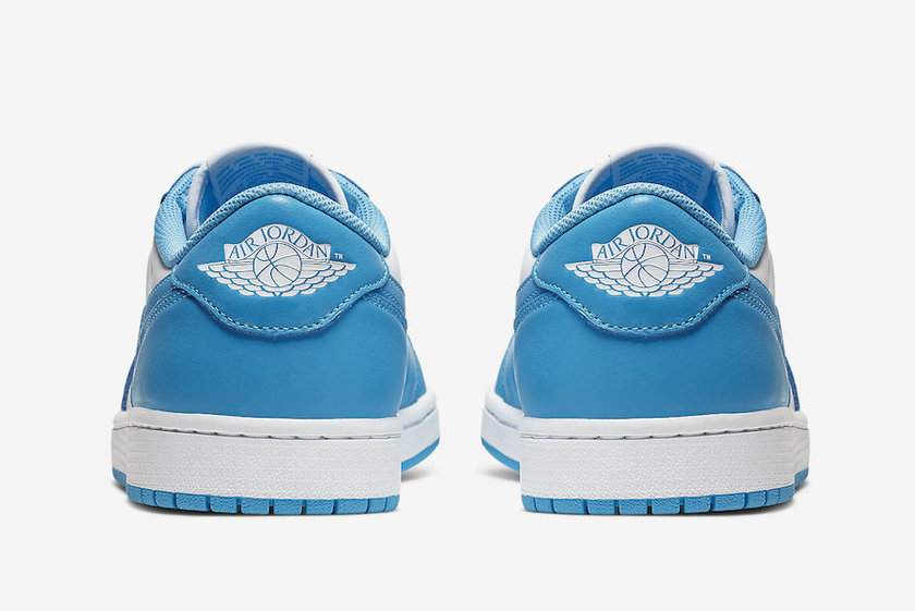 Nike SB x AJ 1 Low 北卡蓝下月发布 复刻鞋网 fukexie.com