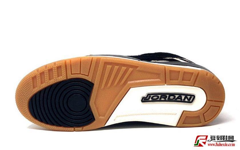 "Air Jordan 3 SP ""Animal Pack"" 货号:CK4344-001 发售日期:2020 年春季 | 复刻鞋网 www.fukexie.com"