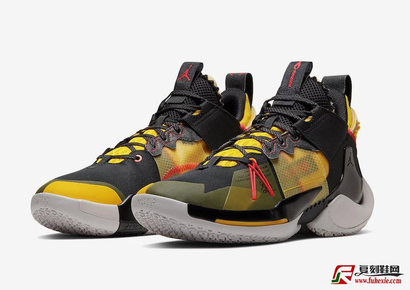 Jordan Why Not Zer0.2 SE 货号:AQ3562-002  发售日期:2019年11月12日 | 复刻鞋网 fukexie.com