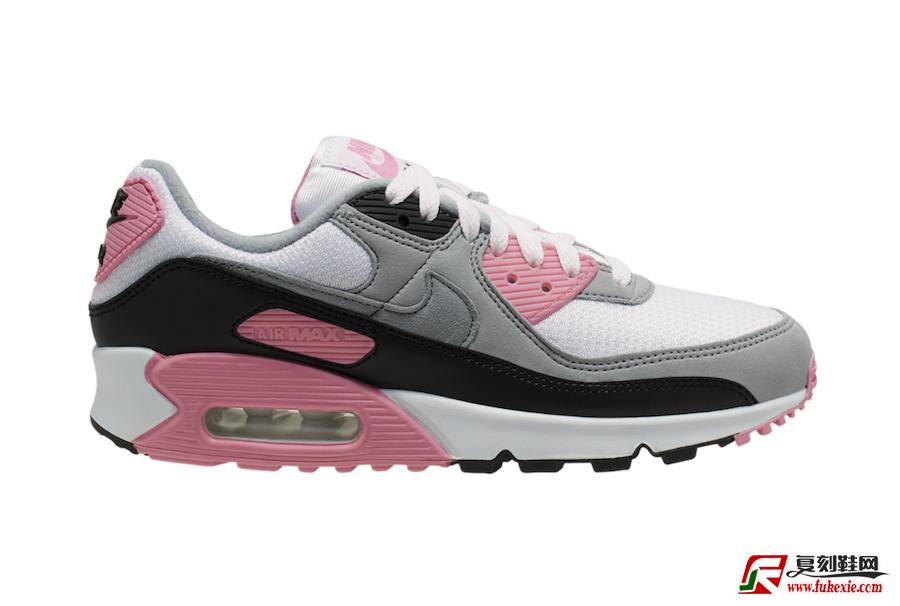 Nike Air Max 90 Rose Pink CD0490-102发售日期