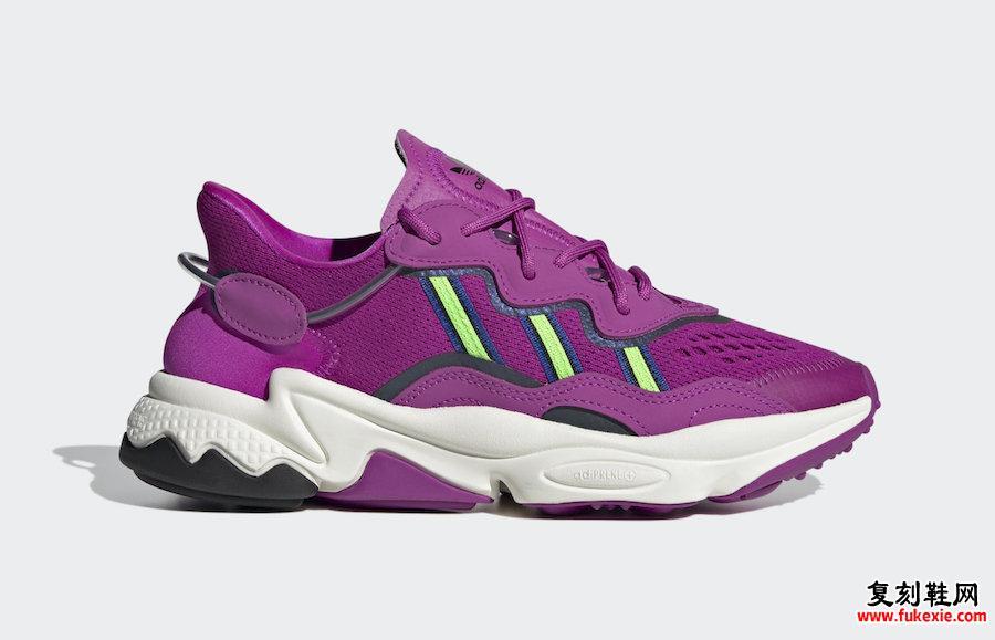 adidas Ozweego Vivid Pink EH1197发售日期