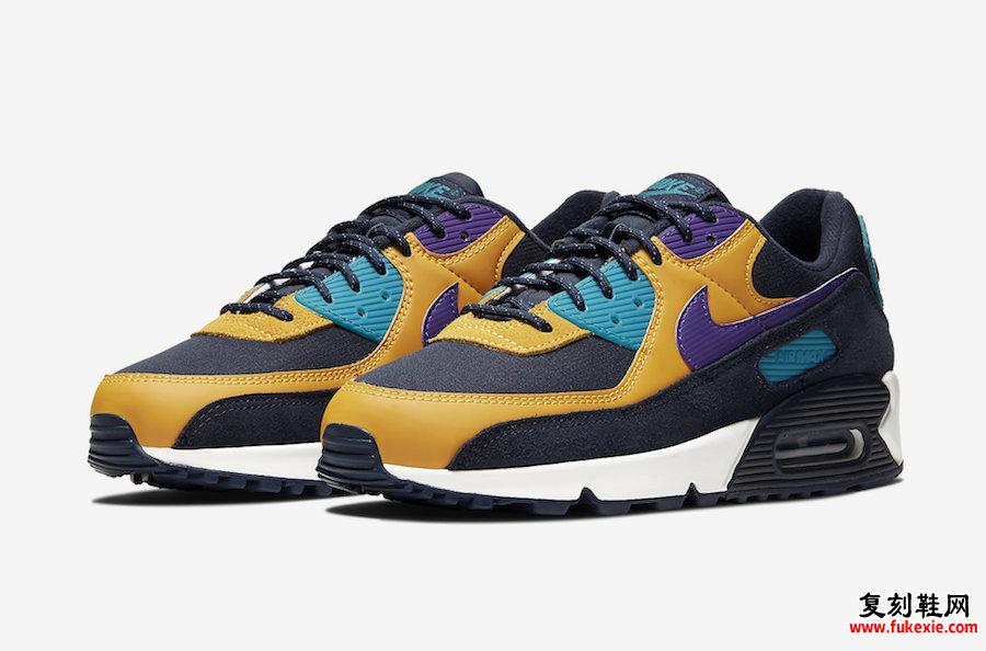 Nike Air Max 90 ACG Outdoors CN1080-200发售日期