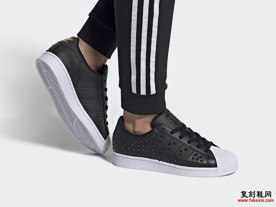 adidas Superstar Studded FV3398发售日期