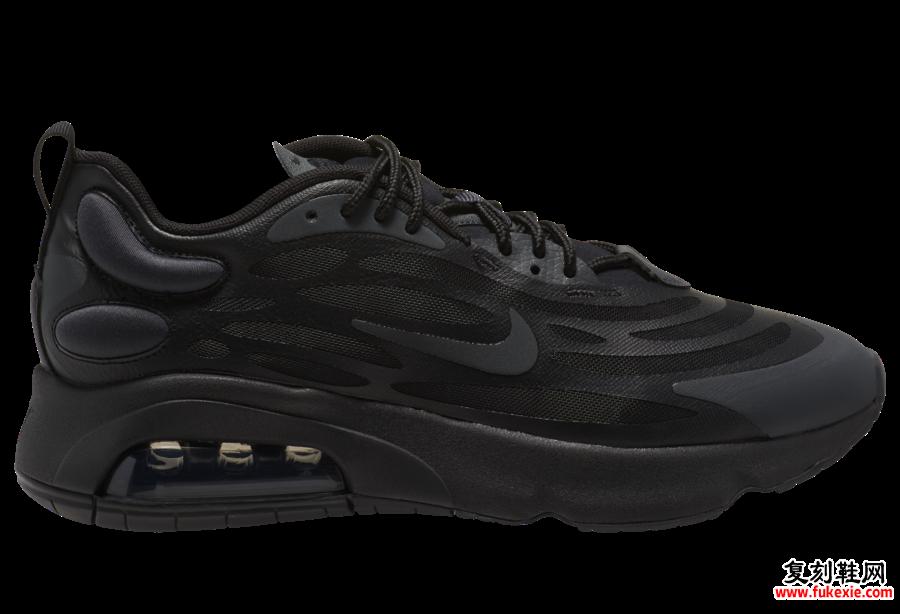 Nike Air Max 200 Triple Black CK6811-002发售日期