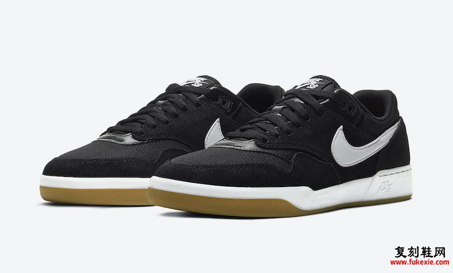 Nike SB GTS Return Black Gum CD4990-001发售日期信息