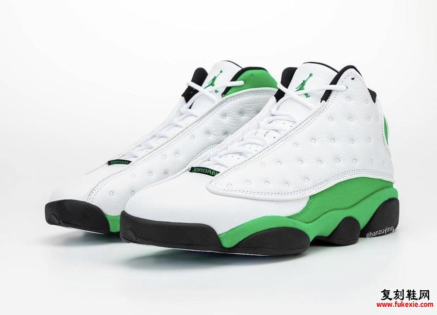 Air Jordan 13 Lucky Green发售信息DB6537-113