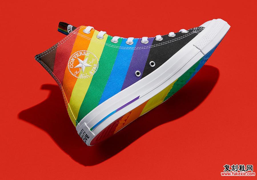 Converse Pride 2020系列发布日期信息