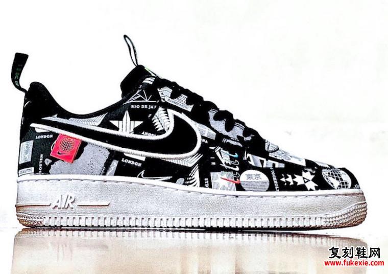 Nike Air Force 1 Low全球发售日期信息