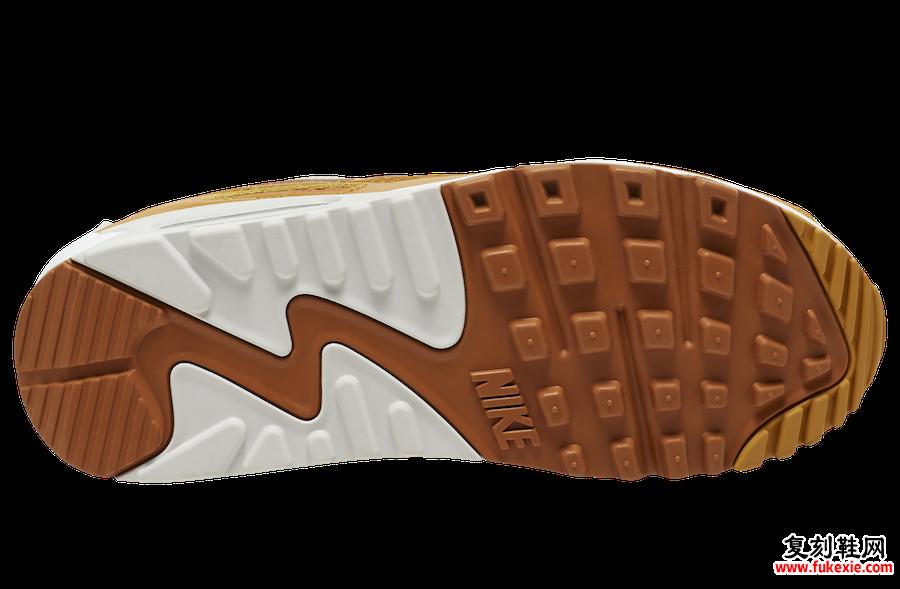 Nike Air Max 90 Tan Brown CZ3950-101发售日期
