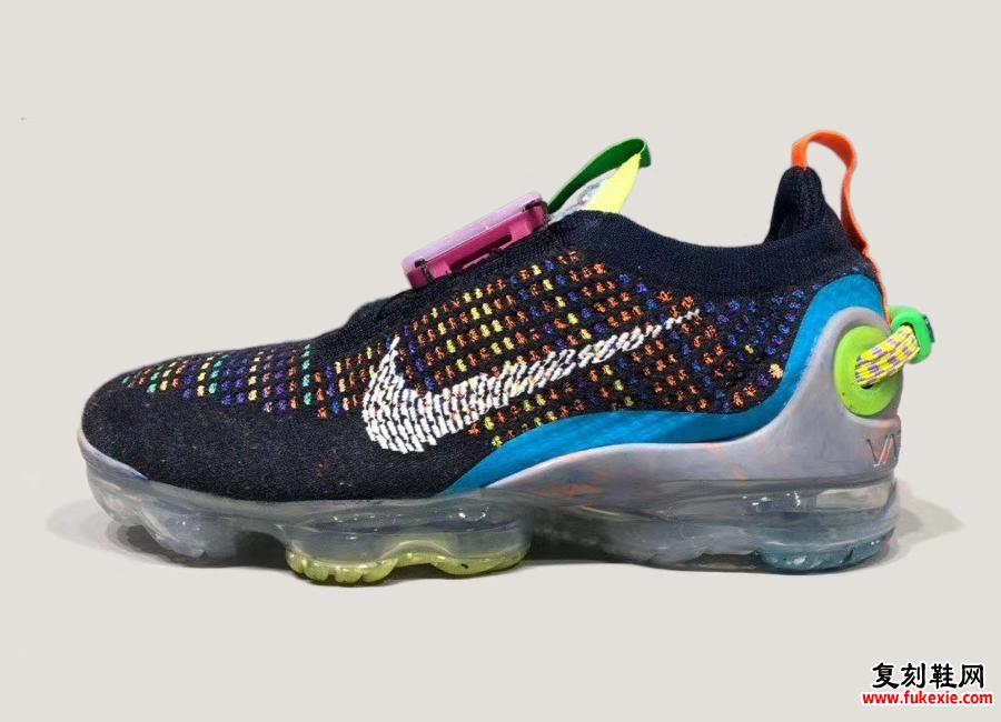 Nike Air VaporMax 2020多色配色