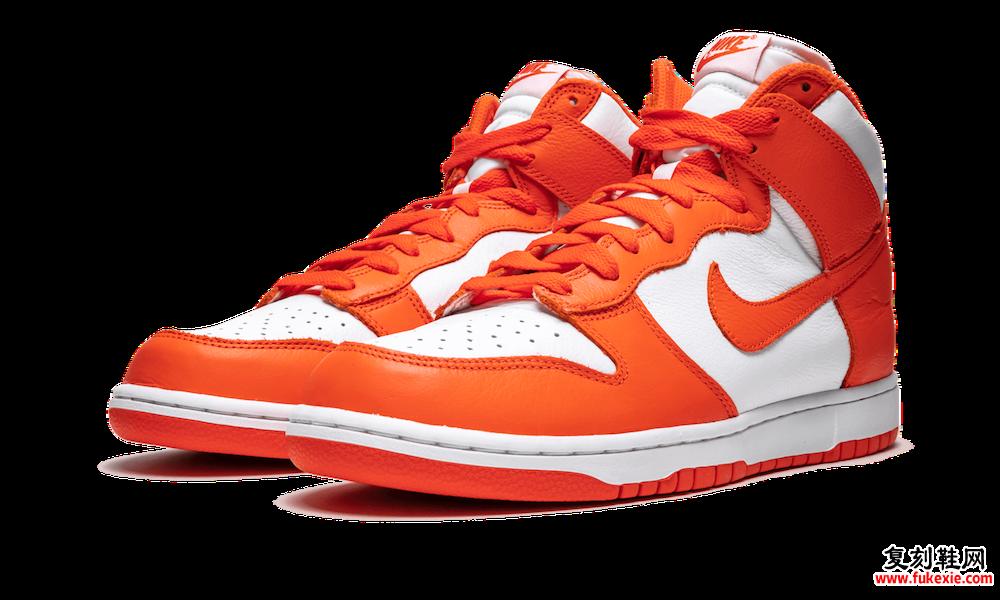 Nike Dunk High Syracuse DD1399-101 2021发售日期