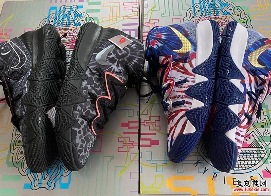 Nike Kyrie S2 Hybrid发售日期信息