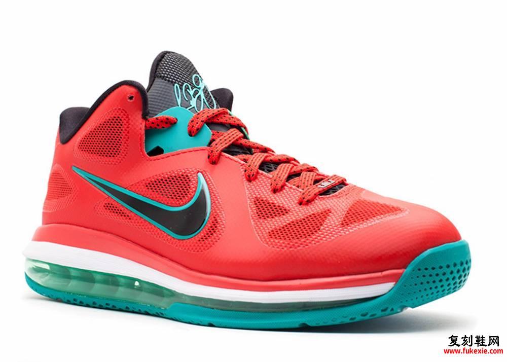 Nike LeBron 9 Low Liverpool 2020 DH1485-600发售日期