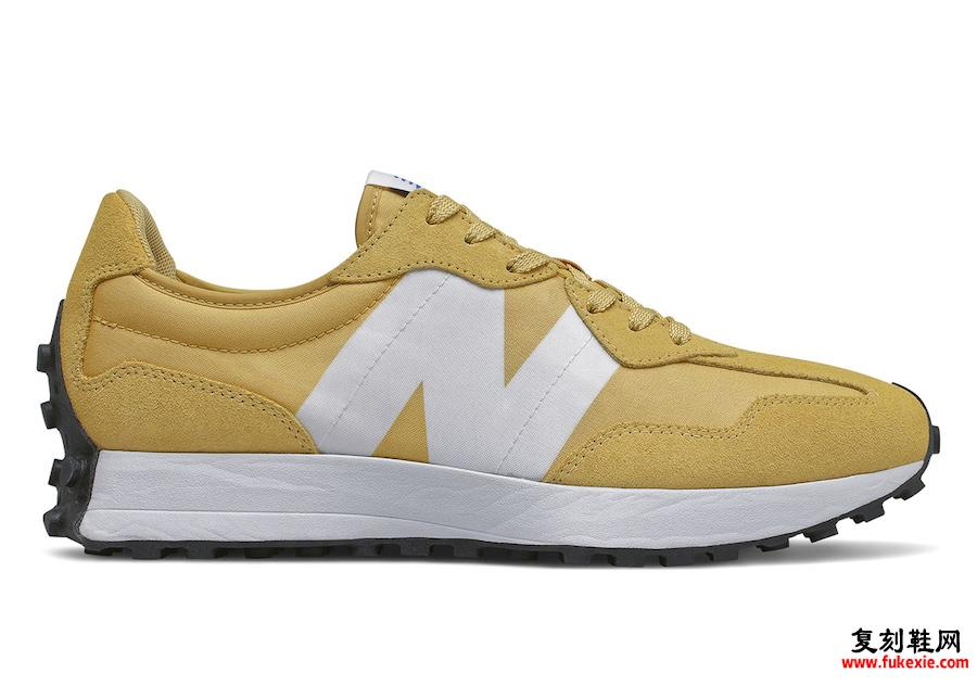 New Balance 327 Yellow发售日期信息