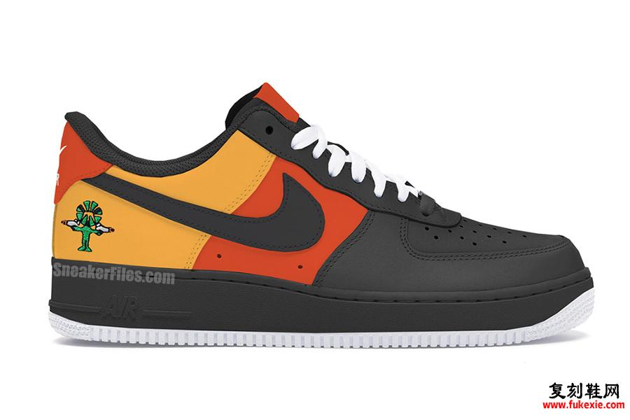 Nike Air Force 1 Raygun发售日期信息