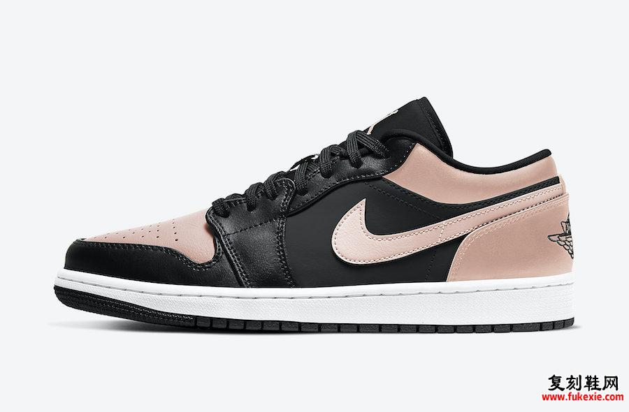 Air Jordan 1 Low Crimson Tint 553558-034发售日期