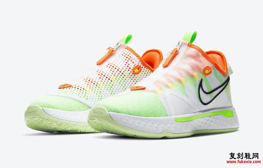 佳得乐Nike PG 4 CD5086-100发售日期信息