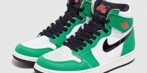 Air Jordan 1 High OG Lucky Green DB4612-300发售日期
