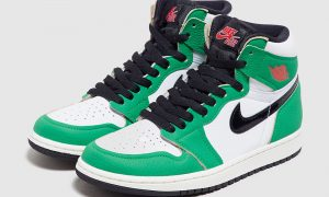 Air Jordan 1 High OG Lucky Green DB4612-300发售日期