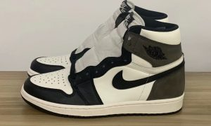 Dark Mocha Air Jordan 1 555088-105发售日期