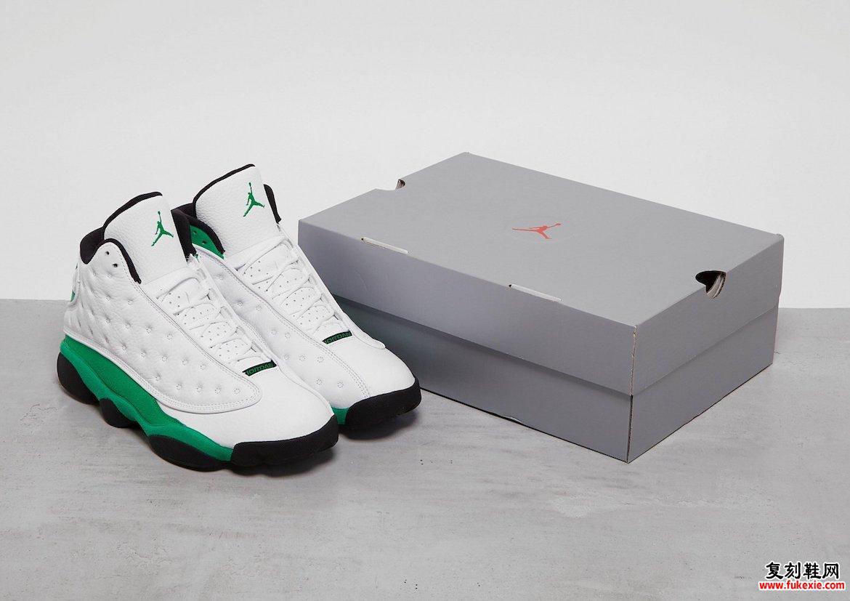 幸运绿色Air Jordan 13 DB6537-113发售日期