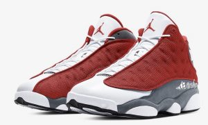 Air Jordan 13 Red Flint 414571-600 2021