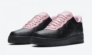 Nike Air Force 1 Low Black Pink CJ1629-001发售日期
