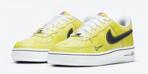 Nike Air Force 1 Low Kids Melted Smily Face DC7299-700发售日期