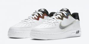 Nike Air Force 1 React White CN9838-100发售日期