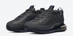 Nike Air Max 720 Black Blue DA1508-001发售日期