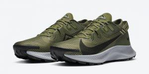 Nike Pegasus Trail 2 Medium Olive CK4305-201发售日期