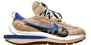 sacai Nike VaporWaffle芝麻蓝Void White发售日期