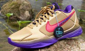 不败的Nike Kobe 5 Protro名人堂DA6809-700发售日期