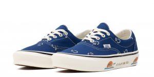 Vans UA OG Era LX Paisley Blue发售日期信息