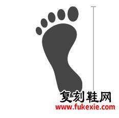 匡威男鞋尺码对照表