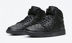 Air Jordan 1 Mid Black lt缝DB6078-001发售日期